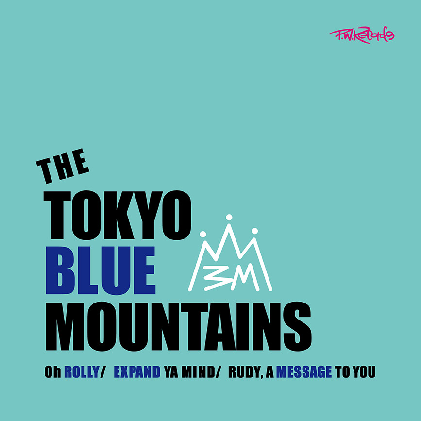 THE TOKYO BLUE MOUNTAINS イメージ